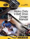Heavy Duty VBelt Drive