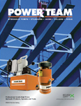 SPX Hydraulic Pumps Catalog