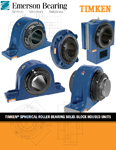 Timken Spherical Roller Units